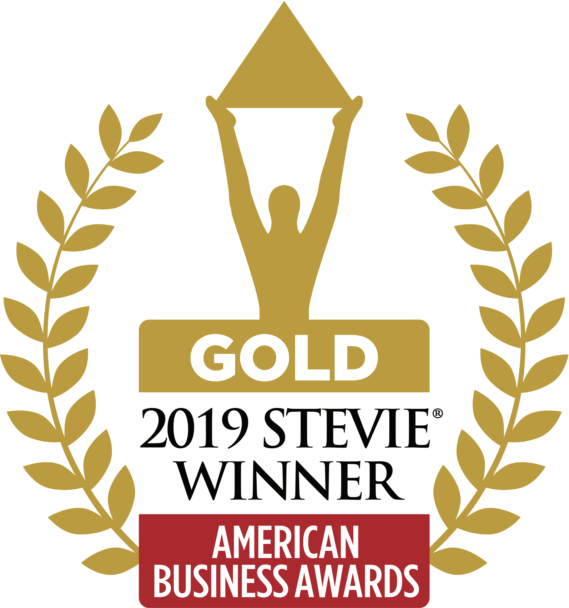 Stevie Gold Award